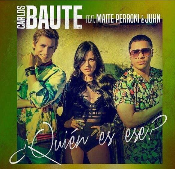 """Photo of Carlos Baute y Maite Perroni estrenan """"¿Quién es ese?"""""""