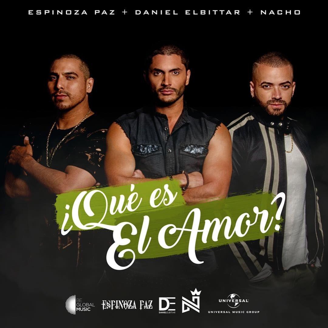 """Photo of Daniel Elbittar, Nacho y Espinoza Paz estrenaron """"¿Qué es el amor?"""""""