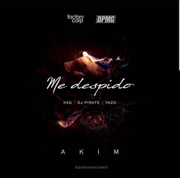 Photo of Akim estrena «Me Despido»