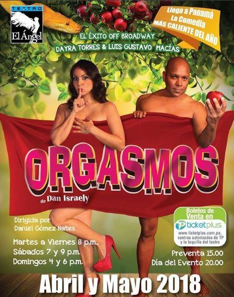 Photo of Este fin de semana disfruta de 'Orgasmo'