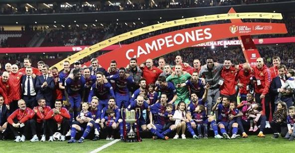 Photo of El Barcelona ganó su 30° Copa del Rey