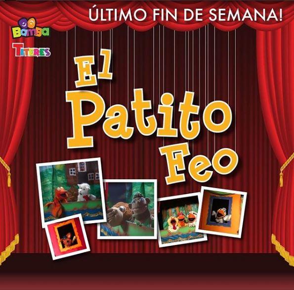 Photo of Últimas funciones de BambaTíteres con 'El Patito Feo'