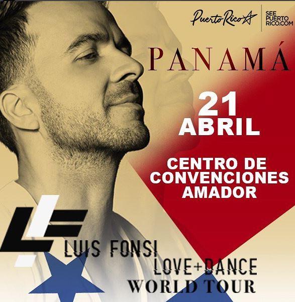 Photo of Concierto de Luis Fonsi en Panamá