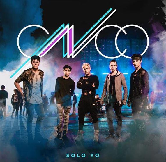 Photo of CNCO estrena 'Solo Yo'