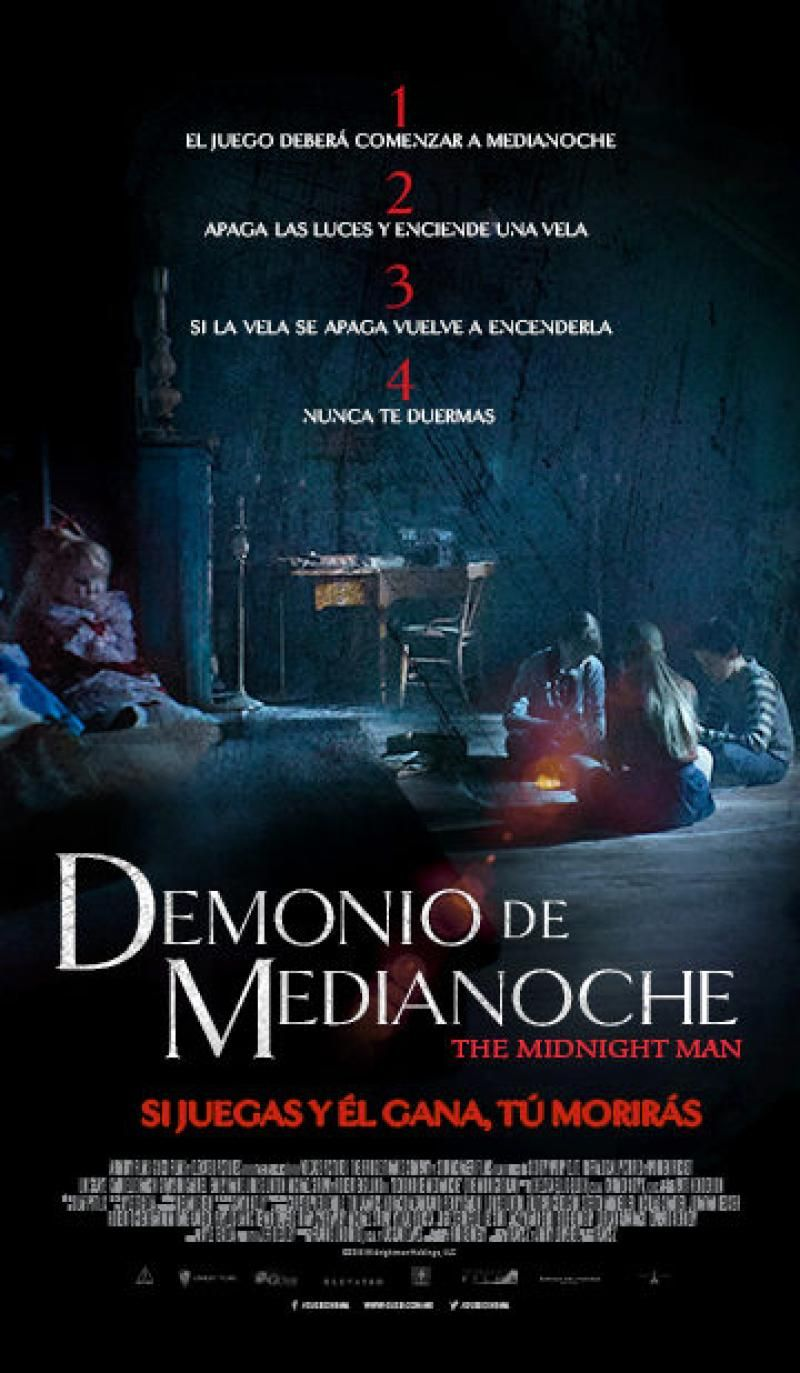 Photo of Jueves de estreno en Cinemark presenta «Demonio de medianoche»