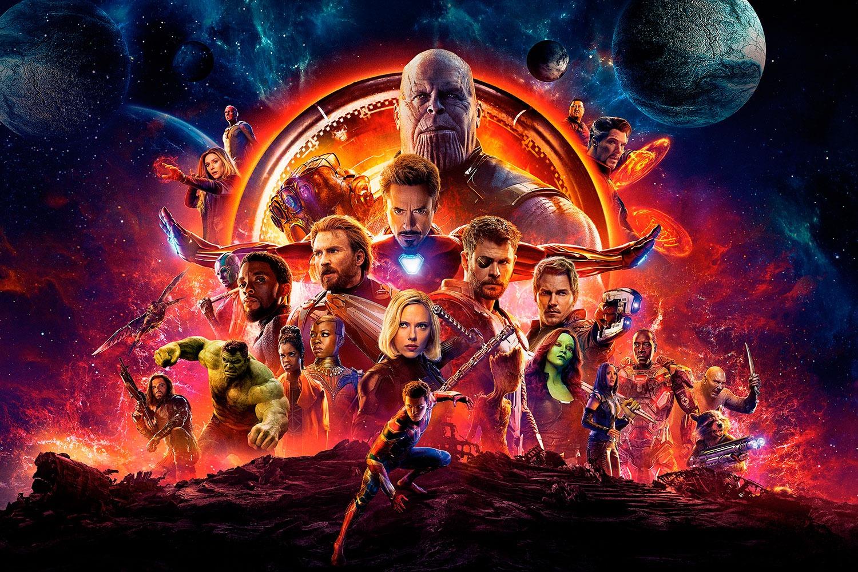 Photo of «Avengers: Infinity War» rompe récord en el mundo