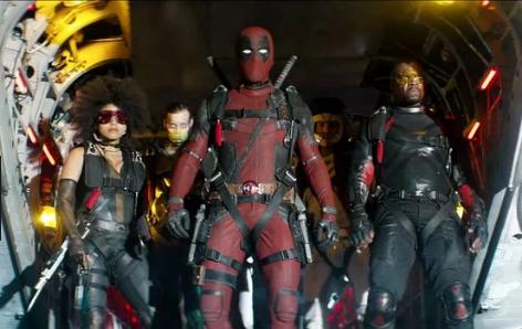 "Photo of Preventa para ""Deadpool 2""  en Cinemark"