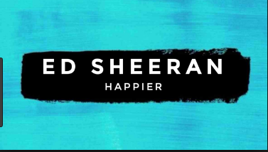 Photo of Ed Sheeran estrena 'Happier'
