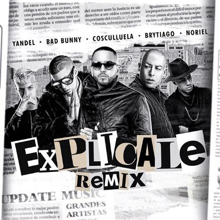 Photo of Yandel y Bad Bunny lanzan el remix de «Explícale»