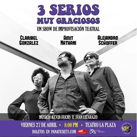 Photo of 3 Serios muy graciosos