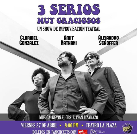 Photo of Esta noche disfruta «3 Serios muy graciosos»
