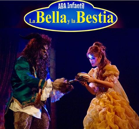 Photo of «La Bella y la Bestia»