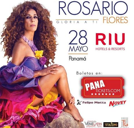 Photo of Rosario Flores brindara concierto en Panamá