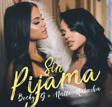 Photo of Becky G junto a Natti Natasha estrena «Sin Pijama»