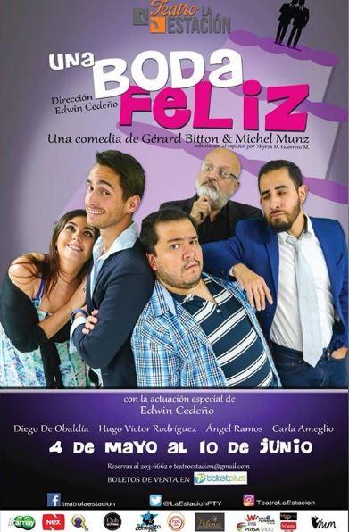 Photo of Esta noche gran estreno de 'Una Boda Feliz'