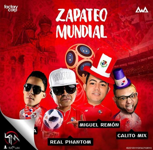 Photo of Real Phantom estrena 'Zapateo Mundial'