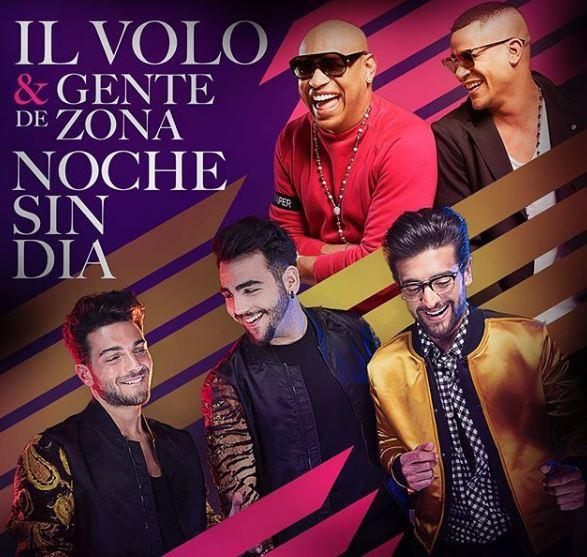 Photo of Il Volo se une a Gente de Zona y estrenan 'Noche Sin Día'