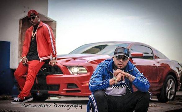 Photo of El Boy C & Dubosky presentan 'No Toque'