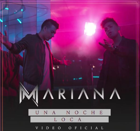 Photo of Mariana presenta el vídeo oficial de 'Una noche loca'