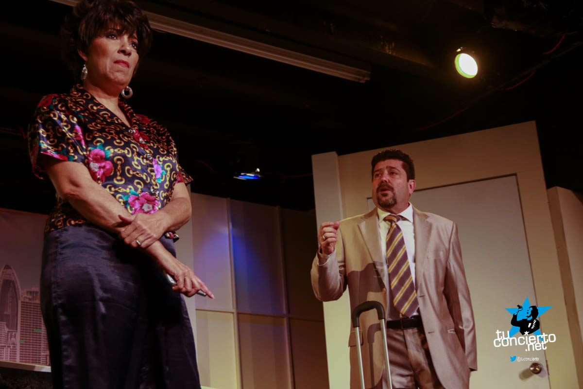 Photo of #teatroTC en 'Mi Marido y sus En-redos'