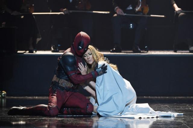 Photo of Céline Dion es parte de la banda sonora de Deadpool 2