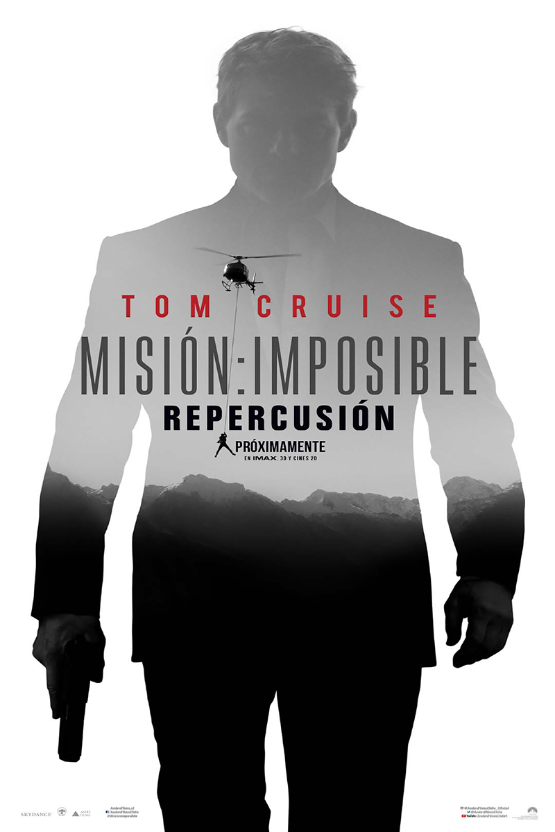 Photo of Estrenan tráiler de 'Misión: Imposible – Repercusión'