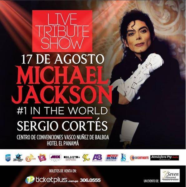 Photo of Preparate para disfrutar de 'Live Tribute Show Michael Jackson'