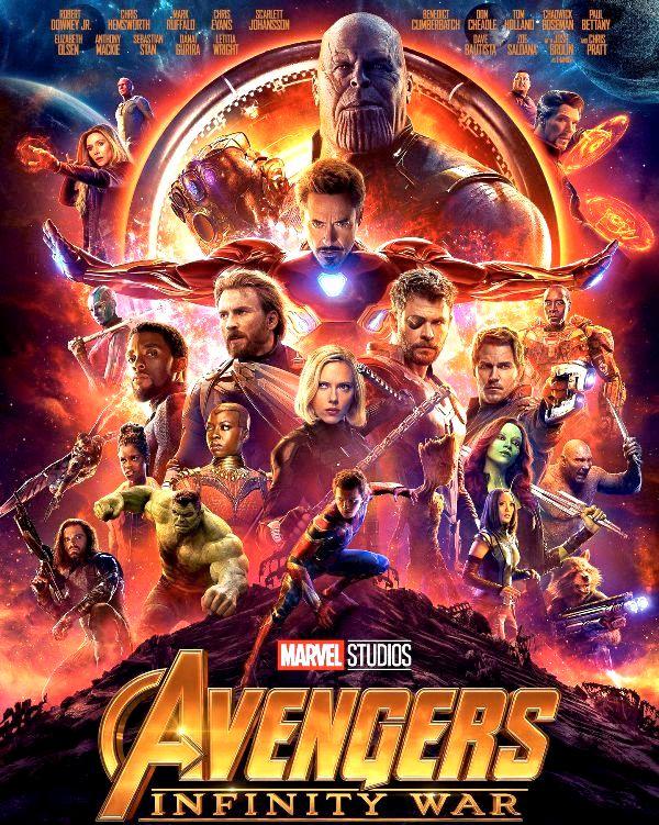 Photo of «Avengers: Infinity War» se mantiene de primer lugar en la taquilla estadounidense