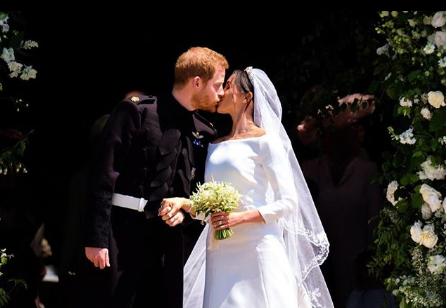 Photo of Boda real del príncipe Harry y Meghan Markle