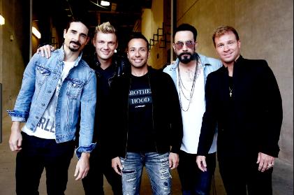 Photo of Backstreet Boys lanzan nuevo sencillo «Don't Go Breaking My Heart»