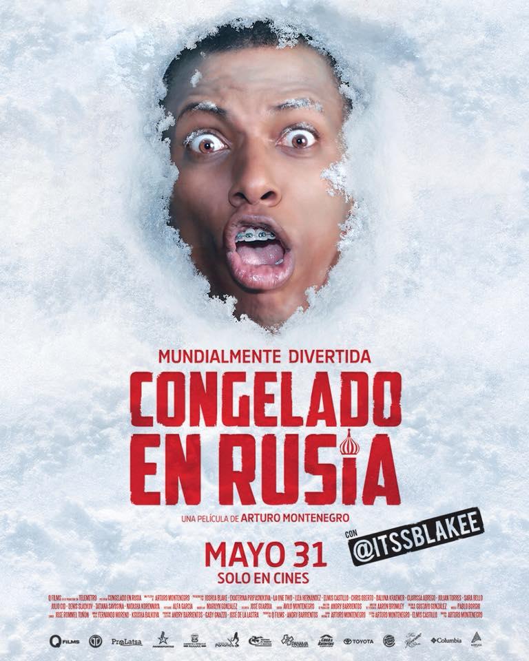 Photo of Pre-venta para la película 'Congelado en Rusia'