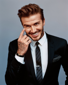Photo of HBD para David Beckham