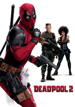 Photo of Jueves de estreno en Cinemark con «Deadpool 2»
