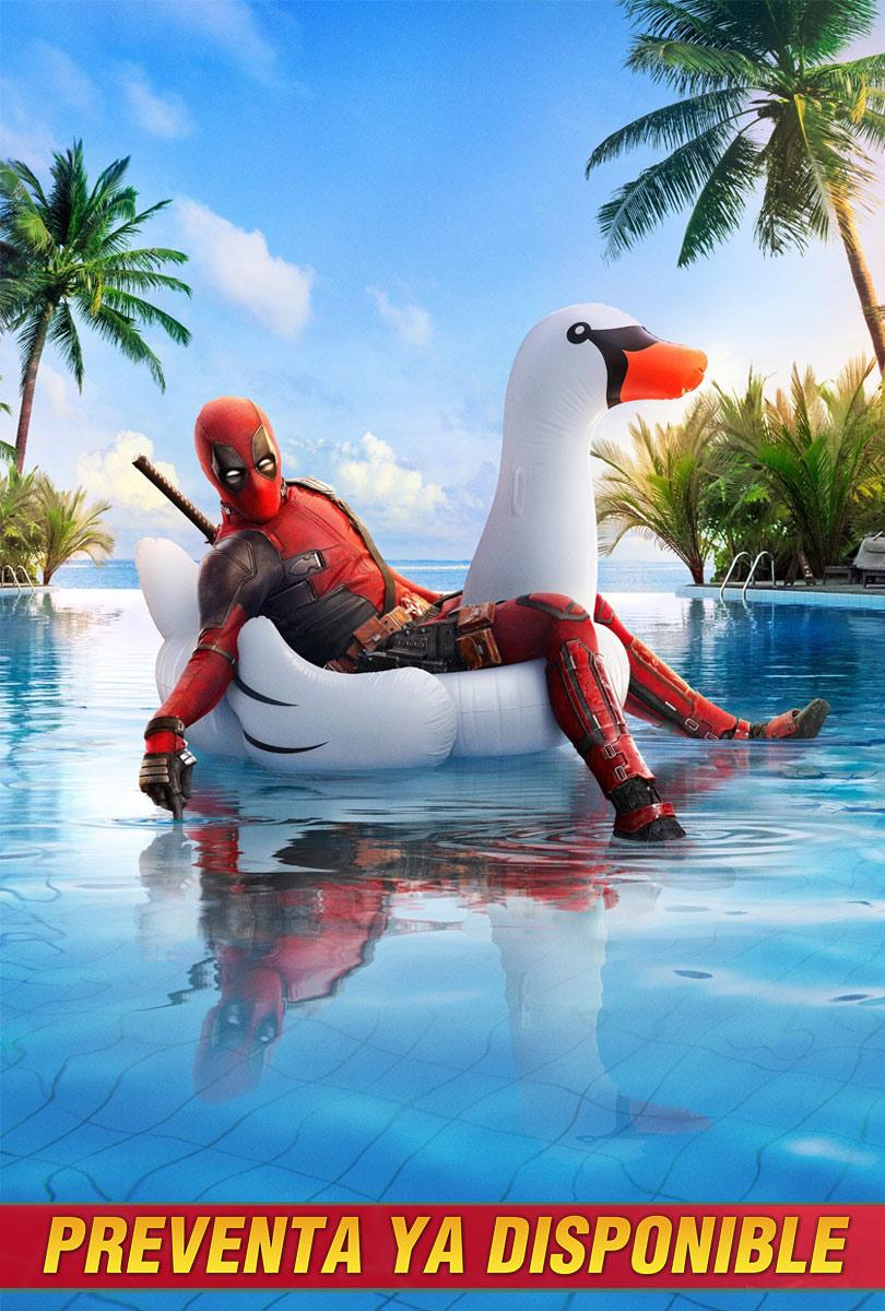 Photo of Preventa de 'Deadpool 2'