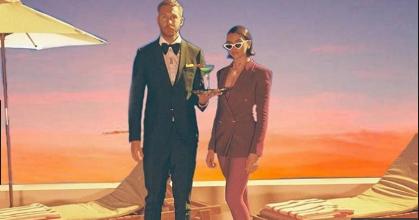 Photo of Dua Lipa y Calvin Harris lanza el videoclip oficial «One Kiss»