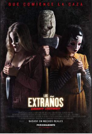 Photo of Jueves de estreno en Cinemark con «Los extraños: Cacería Nocturna»