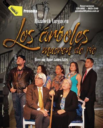 Photo of «Los Árboles mueren de pie»