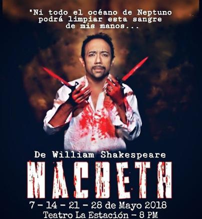 Photo of Disfruta esta noche de la obra 'Macbeth'