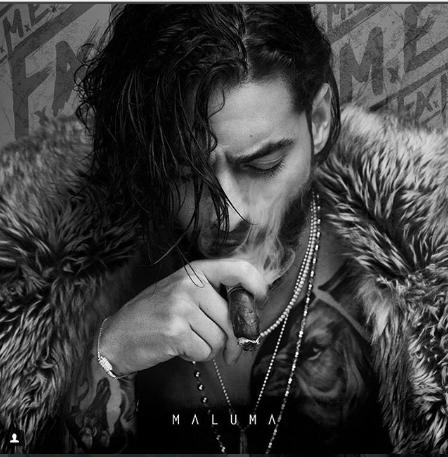 Photo of Maluma presenta su disco «F.A.M.E»