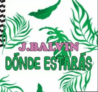 Photo of J Balvin estrena su nuevo sencillo «Donde Estará»