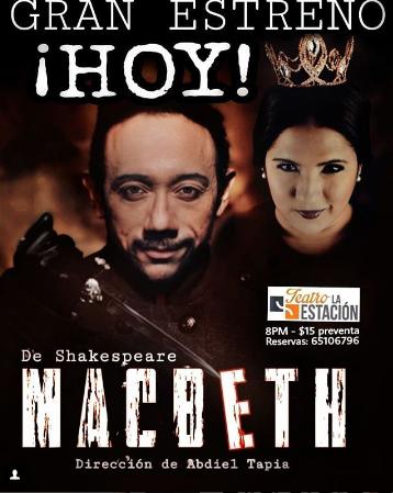 Photo of Esta noche el gran estreno de 'Macbeth'