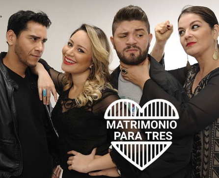 Photo of Esta noche se estrena la obra 'Matrimonio para Tres'