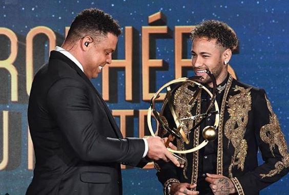 Photo of Neymar fue elegido el mejor jugador de la liga francesa