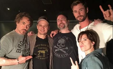 """Photo of Los actores de """"Avengers: Infinity War"""" decidieron tatuarse tras éxito de la película"""