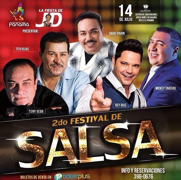 Photo of 2do Festival de Salsa en Panamá