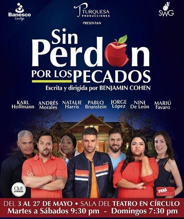 """Photo of Disfruta hoy de la obra """"Sin perdón por los pecados"""""""