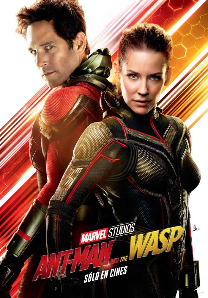 Photo of Estreno de 'Ant-Man and the Wasp' en Cinemark