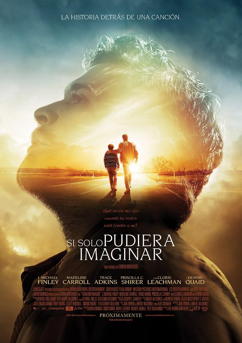 Photo of 'Si sólo pudiera imaginar' en Cinemark Panamá