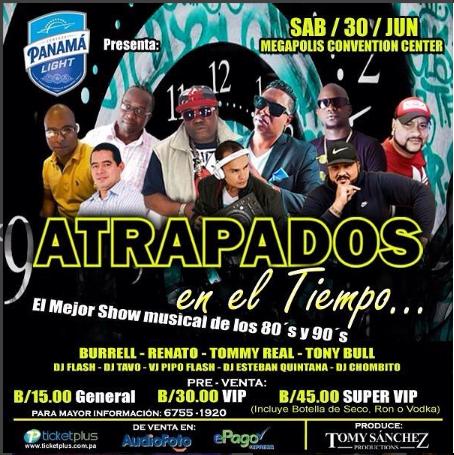 Photo of Atrapados En El Tiempo