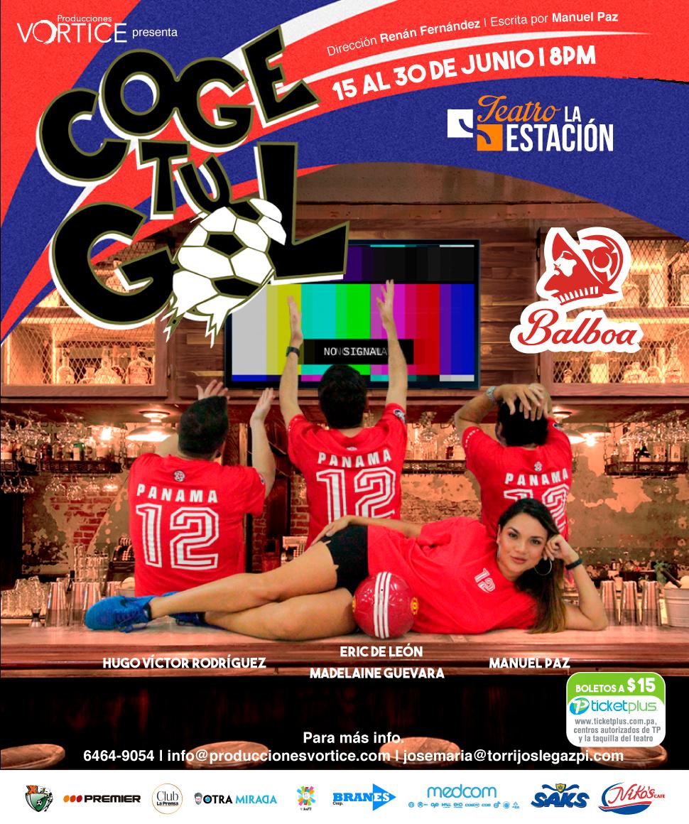 Photo of Coge tu Gol una obra que disfrutaras en Teatro La Estación